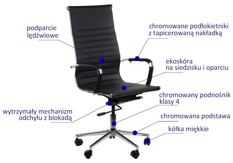 fotel obrotowy ALTO