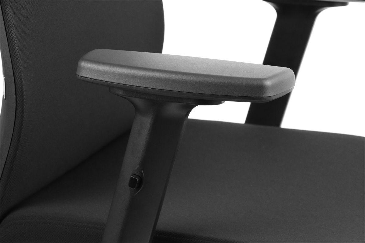 Fotel biurowy Riverton - podłokietniki