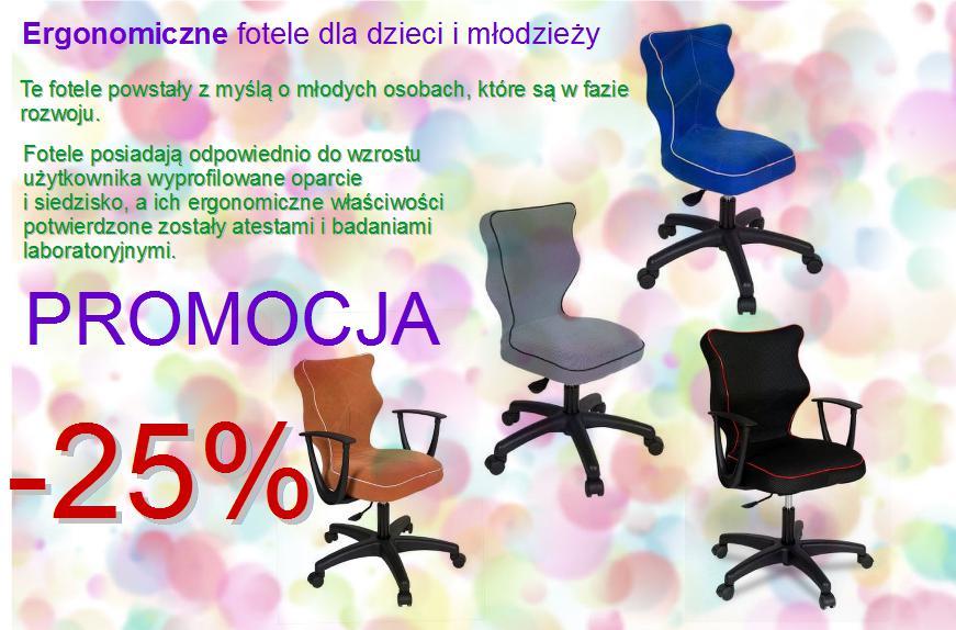 Ergonomiczne fotele