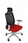 Fotel Biurowy Obrotowy COCO WS HD CHROME