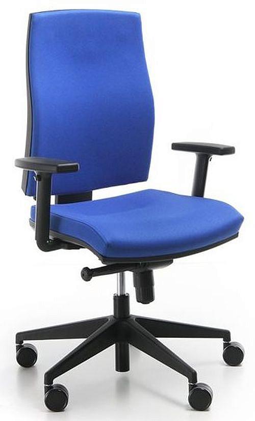 Fotel biurowy obrotowy CORR black CJ 102
