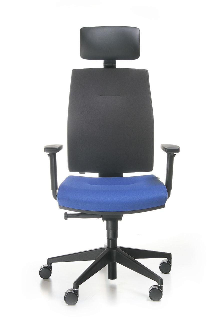 Fotel biurowy obrotowy CORR black CJ 103