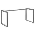 Stelaż skręcany do stołu i biurka EF-NY-131 aluminium 159,6x79,6 cm