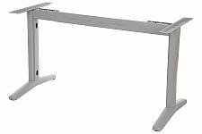 Stelaż metalowy do stołu EF-STT-01 aluminium - rozsuwana belka