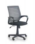 Krzesło obrotowe SANTANA czarno-popielaty