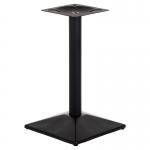 Podstawa do stolika EF-SH-4002-6/B - wysokość 73 cm  44,5x44,5cm