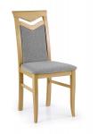 CITRONE krzesło dąb miodowy / tap: INARI 91 (1p=2szt)
