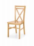 DARIUSZ 2 krzesło dąb miodowy (1p=2szt)