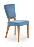 WENANTY krzesło dąb miodowy / morski