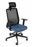 Fotel Biurowy Obrotowy COCO BS HD BLACK