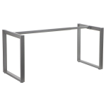 Stelaż skręcany do stołu i biurka EF-NY-131 aluminium 159,6x69,6 cm