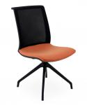 Krzesło konferencyjne obrotowe Level Cross BS