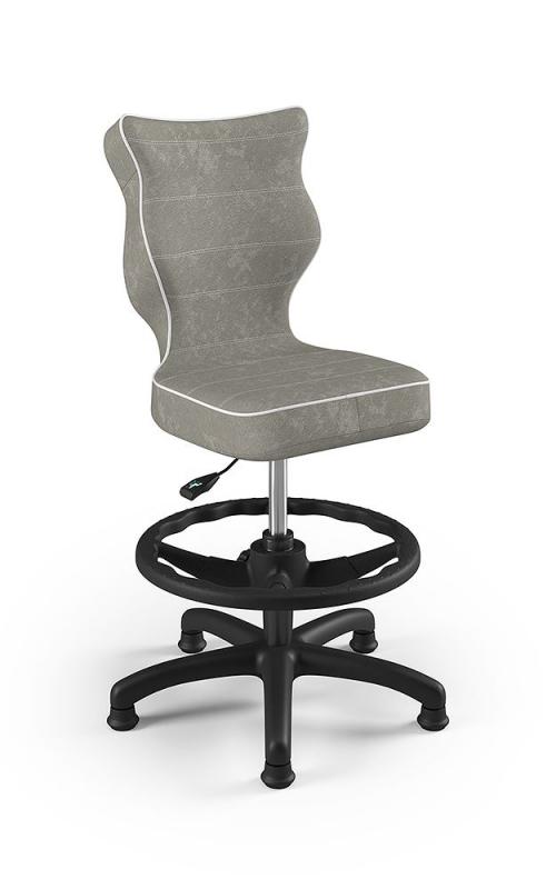 ENTELO Dobre krzesło obrotowe PETIT nr 3 WK + P podstawa
