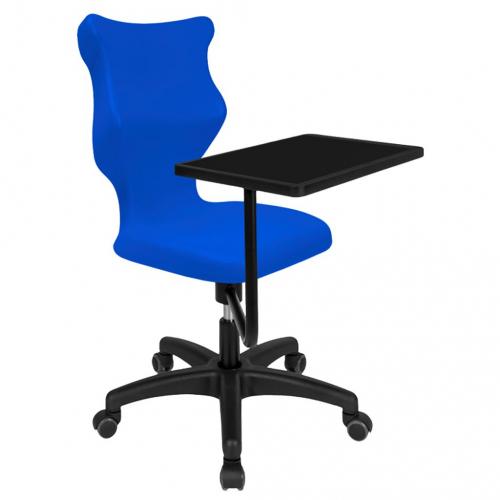 ENTELO Dobre Krzesło Twist Plus naked nr 6 z ruchomym pulpitem