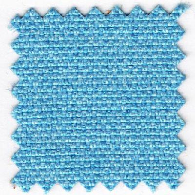 Fotel obrotowy ZUMA WHITE - Medley: MD-10 niebieski