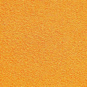 Fotel biurowy obrotowy DUAL black DU 102 - BD05 jasny pomarańcz