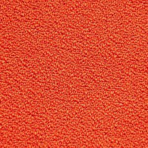 Fotel biurowy obrotowy DUAL black DU 102 - BD12 pomarańcz