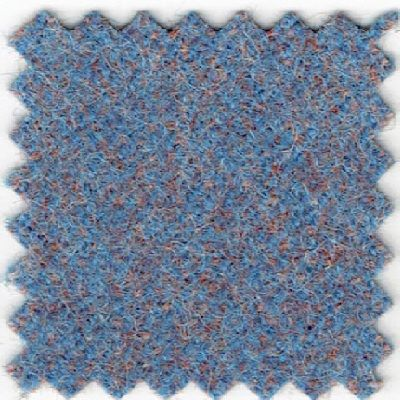 Krzesło konferencyjne Set Net Arm Chrome - SYNERGY SR-08 niebieski