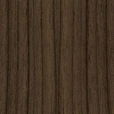 Fotel konferencyjny FIN z podłokietnikami - drewno - Orzech amerykański