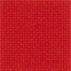Fotel biurowy obrotowy DUAL black DU 102 - PA010 czerwony