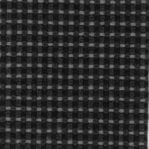 Fotel biurowy obrotowy DUAL black DU 102 - PA571 melanż grafit/popiel