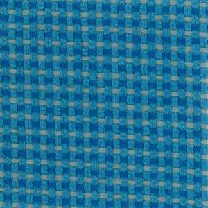 Fotel biurowy obrotowy DUAL black DU 102 - PA550 melanż turkus/beż
