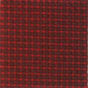 Krzesło biurowe obrotowe LIFT LF10 - PA511 melanż brąz/czerwień