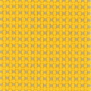 Fotel biurowy obrotowy DUAL black DU 102 - PA517 melanż żółty/popiel