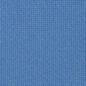 Fotel biurowy obrotowy DUAL black DU 102 - F6118 jasno niebieski