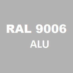 Stelaż metalowy do biurka lub stołu  ST-A noga kwadrat 4x4 głębokość 77 cm, różne długości - RAL 9006 - alu