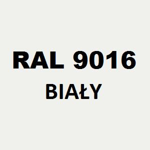Stelaż metalowy do biurka lub stołu  ST-A noga kwadrat 4x4 głębokość 77 cm, różne długości - RAL 9016 - biały