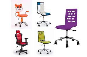 Pokój Młodzieżowydziecka Fotele Obrotowekrzesło Obrotowe