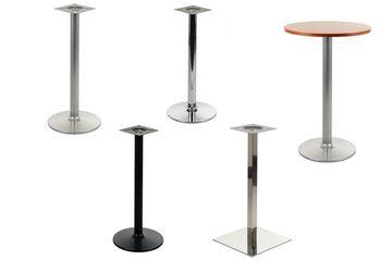 Podstawy stolików - wysokość ok.110 cm