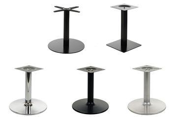 Podstawy stolików - wysokość ok.57 cm