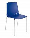 Krzesło konferencyjne ARI niebieskie