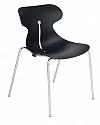 Krzesło konferencyjne MARIQUITA czarny