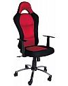 Krzesło Obrotowe QZY 1109 RACING Czerwone