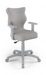 ENTELO Dobre Krzesło obrotowe Duo nr 6 - podstawa szara
