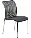 Krzesło konferencyjne  EF-HN7502 grafitowe - chrom