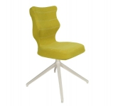 Krzesło konferencyjne PERTO nr 6 - podstawa biała