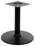 Podstawa do stolika EF-B006 czarny wysokość 57,5 cm