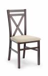 Krzesło konferencyjne DARIUSZ - ciemny orzech/vila 2