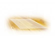 Mata podłogowa 125x100 - krystaliczna