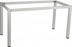 Stelaż do stołu i biurka EF-57/KB nogi kwadratowe 5x5 cm - BIAŁY