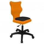 ENTELO Dobre Krzesło obrotowe TWIST soft nr 6 - bez podłokietników