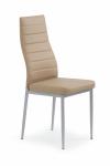 K70 krzesło jasny brąz (1p=4szt)