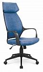 PHOTON fotel gabinetowy niebieski