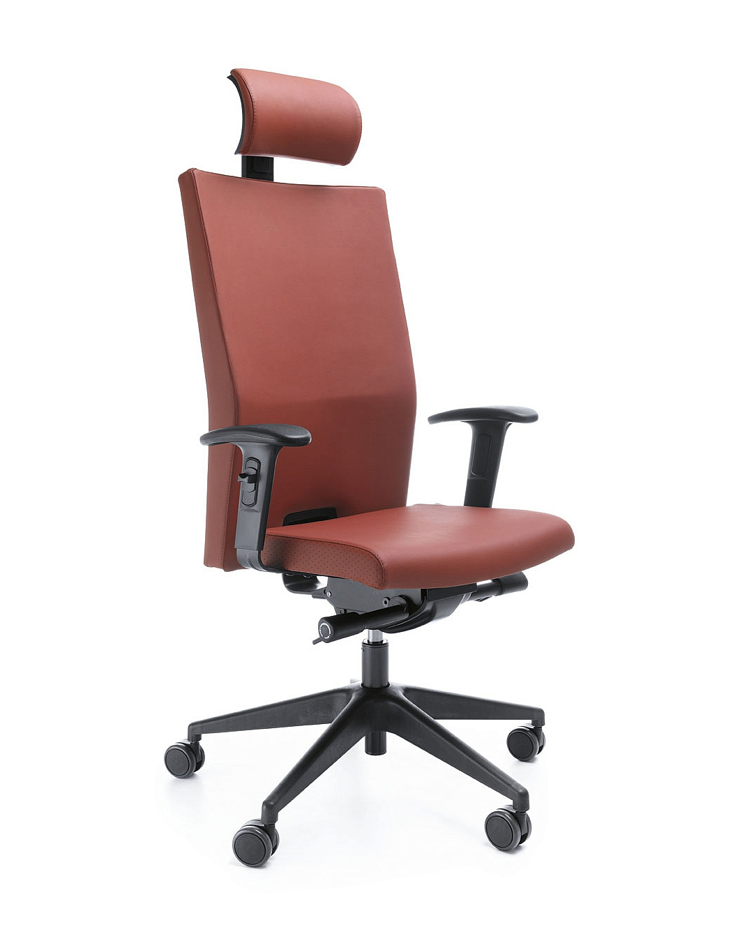 Fotel obrotowy PLAYA 12SL - z zagłówkiem