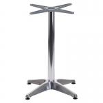 Podstawa do stolika EF-SH-7003-1/A - wysokość 70,5-72 cm  58x58cm