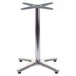 Podstawa do stolika EF-SH-7102/A - wysokość 71-73 cm 63x63cm